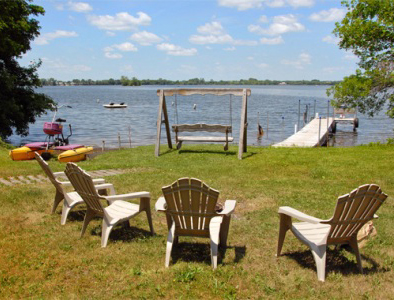 Island View Resort on Nest Lake - Spicer, Minnesota - Willmar Lakes Area